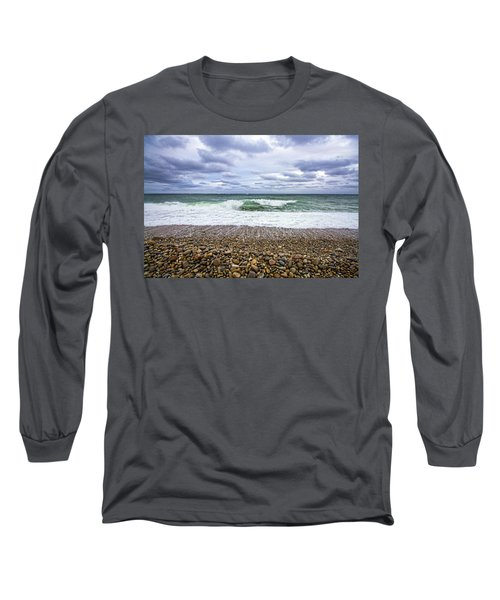 Montauk Shore Break Long Sleeve T-Shirt
