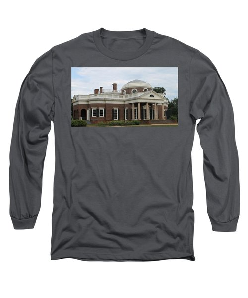 Monticello Long Sleeve T-Shirt