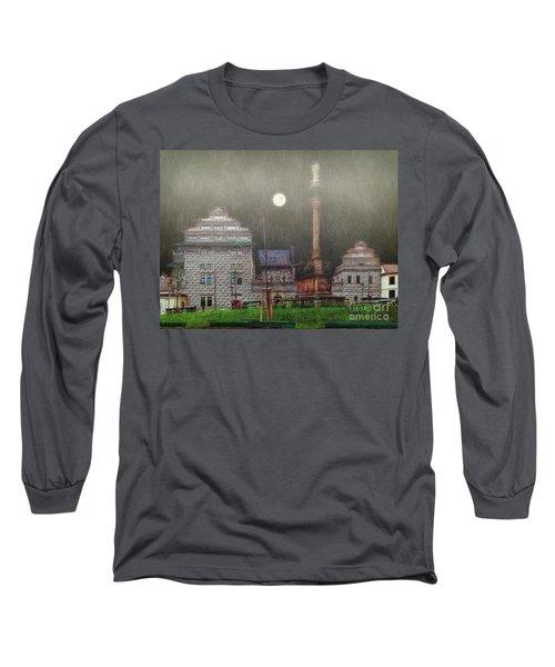 Monumental- Prague Long Sleeve T-Shirt