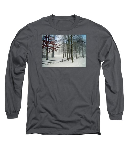 Long Sleeve T-Shirt featuring the photograph Mood Lifting by Betsy Zimmerli