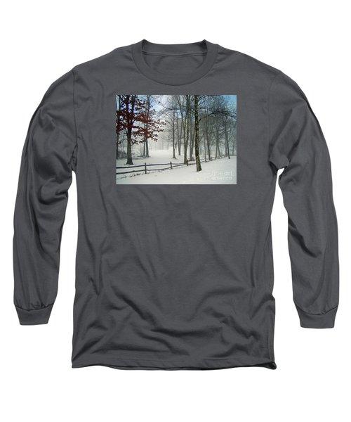 Mood Lifting Long Sleeve T-Shirt