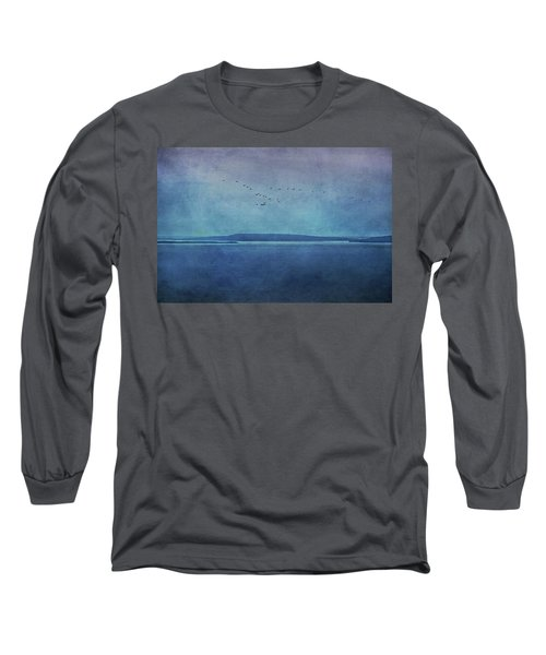 Moody  Blues - A Landscape Long Sleeve T-Shirt