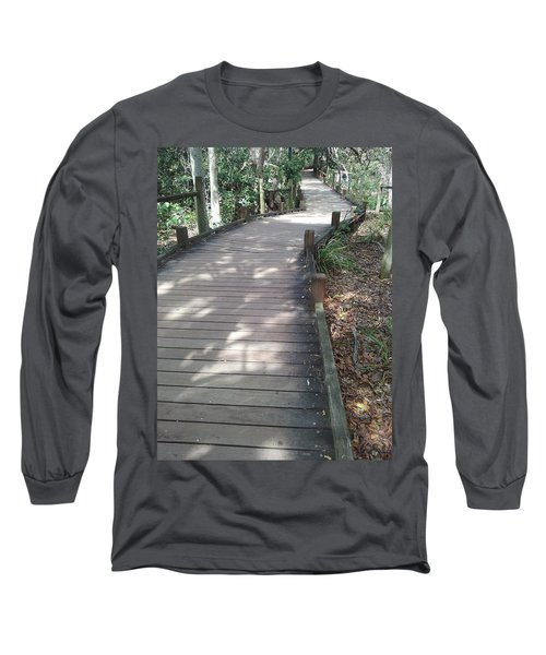 Mooloolaba Path Long Sleeve T-Shirt