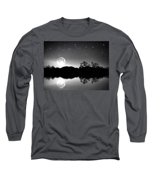 Moon Dance Long Sleeve T-Shirt