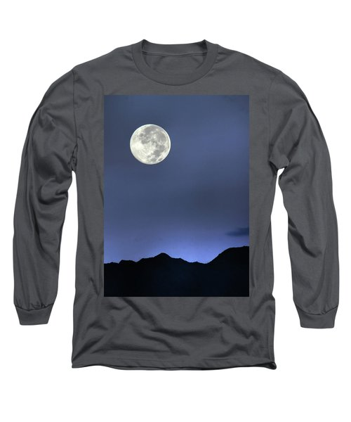Moon Over Ko'olau Long Sleeve T-Shirt