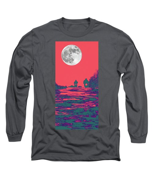 Moon Racers Long Sleeve T-Shirt