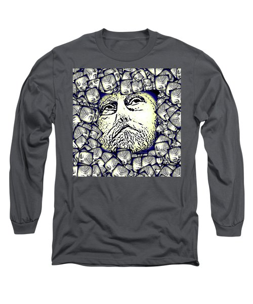 Moon Rocks Long Sleeve T-Shirt