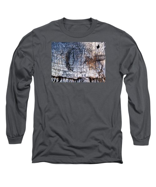 Long Sleeve T-Shirt featuring the photograph Moon by Vanessa Palomino