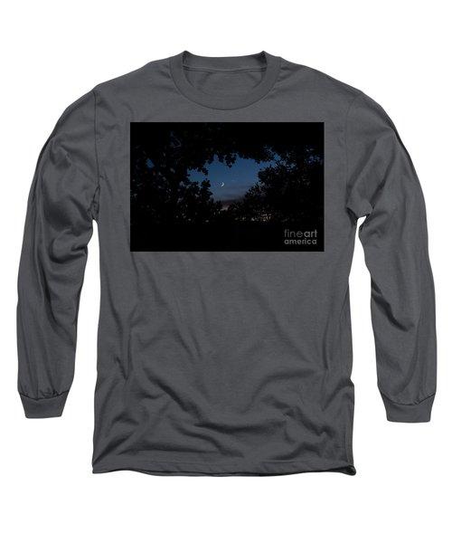 Moon Venus, Jupiter Long Sleeve T-Shirt