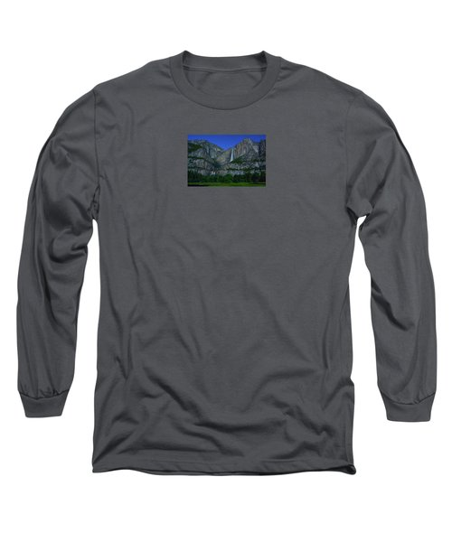 Moonbow Yosemite Falls Long Sleeve T-Shirt