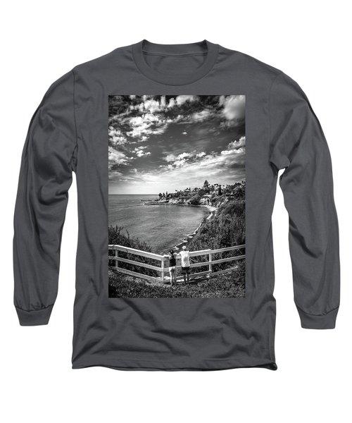 Moonlight Cove Overlook Long Sleeve T-Shirt