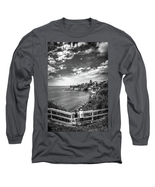 Moonlight Cove Overlook Long Sleeve T-Shirt