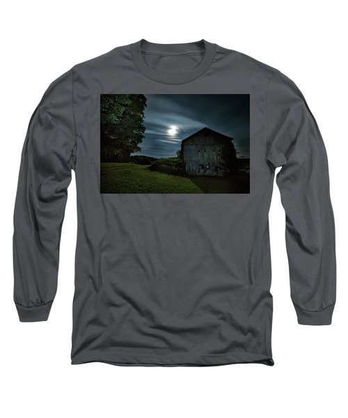 Moonlight Farm No. 2 Long Sleeve T-Shirt