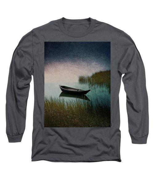 Moonlight Paddle Long Sleeve T-Shirt