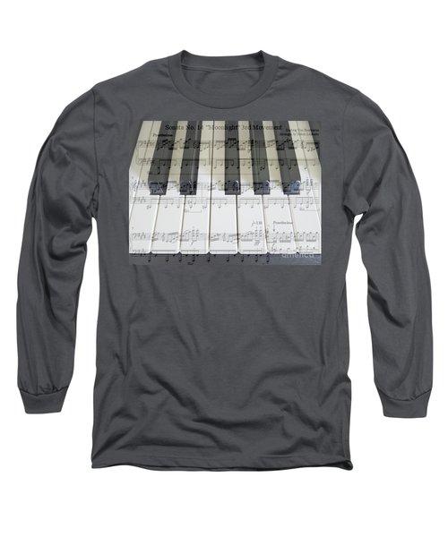 Moonlight Sonata 3rd Movement Long Sleeve T-Shirt