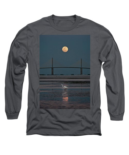 Moonlight Stroll Long Sleeve T-Shirt