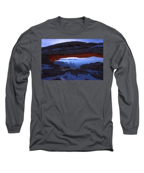 Moonlit Mesa Long Sleeve T-Shirt