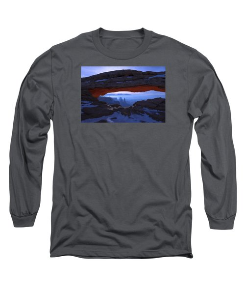 Moonlit Mesa Long Sleeve T-Shirt