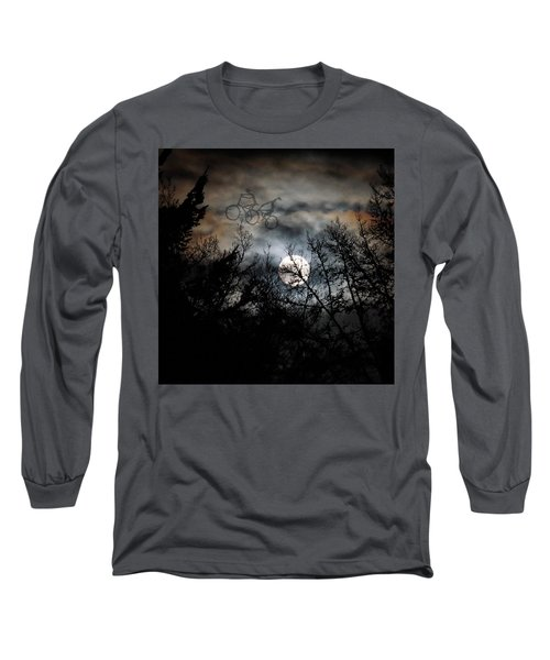 Moonlite Ride Long Sleeve T-Shirt