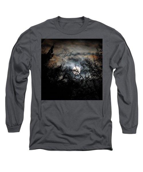 Moonlite Ride Long Sleeve T-Shirt