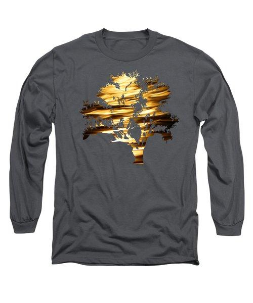 Moonshine Tree Long Sleeve T-Shirt