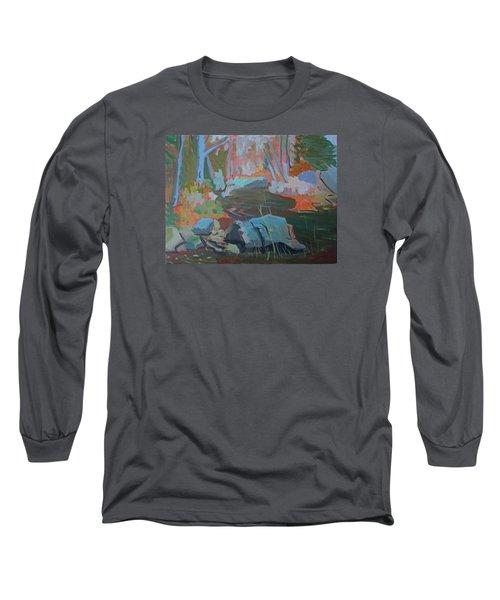 Moose Lips Brook Long Sleeve T-Shirt