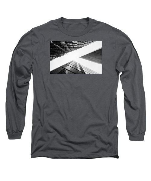 More London Long Sleeve T-Shirt by Matt Malloy