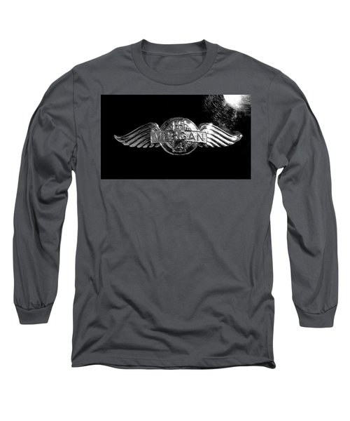 Morgan Nameplate Long Sleeve T-Shirt
