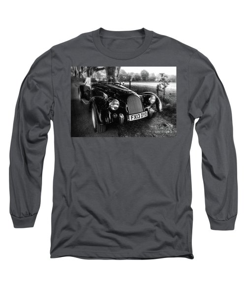 Morgan On King's Road, Ireland Long Sleeve T-Shirt
