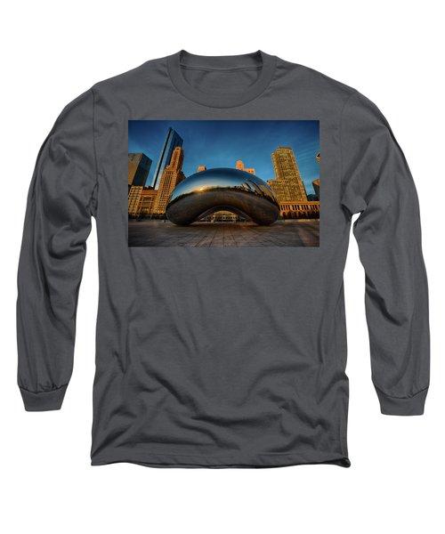 Morning Bean Long Sleeve T-Shirt