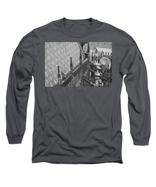 Morning Bird Long Sleeve T-Shirt