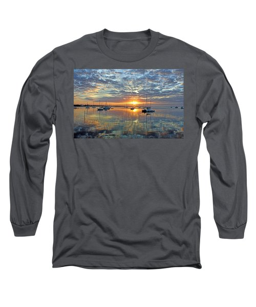 Morning Bliss Long Sleeve T-Shirt