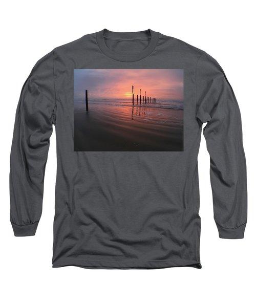 Morning Bliss Long Sleeve T-Shirt by Sharon Jones