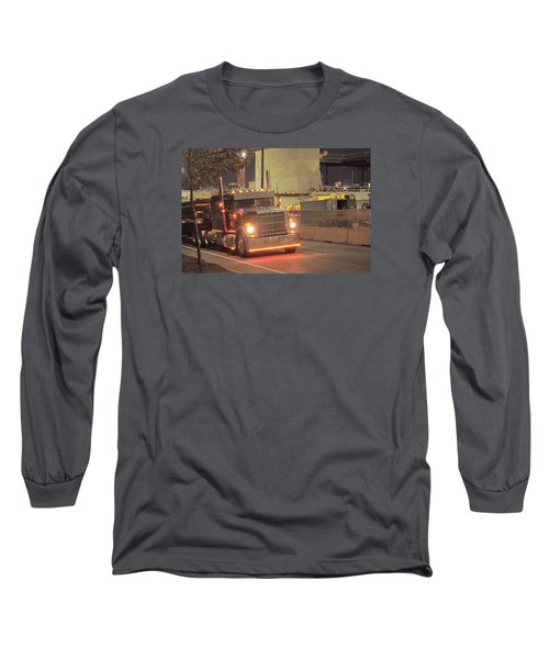 Morning Delivery Long Sleeve T-Shirt
