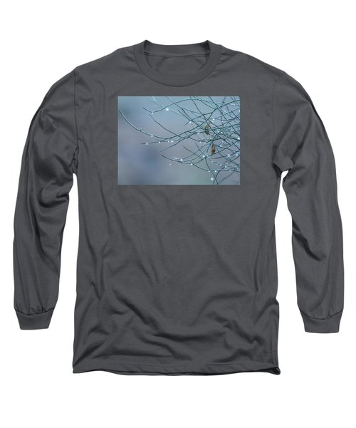 Morning Dew Long Sleeve T-Shirt by Tam Ryan