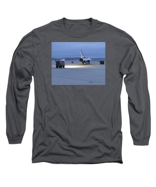 Morning Go Long Sleeve T-Shirt