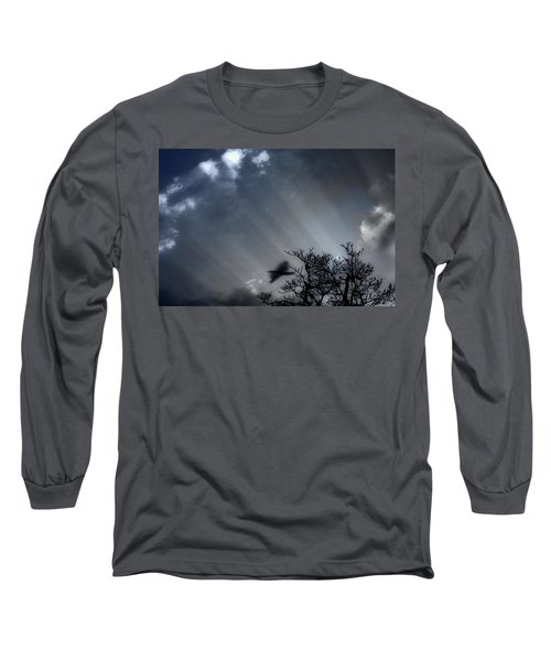 Morning  Long Sleeve T-Shirt by Gray  Artus