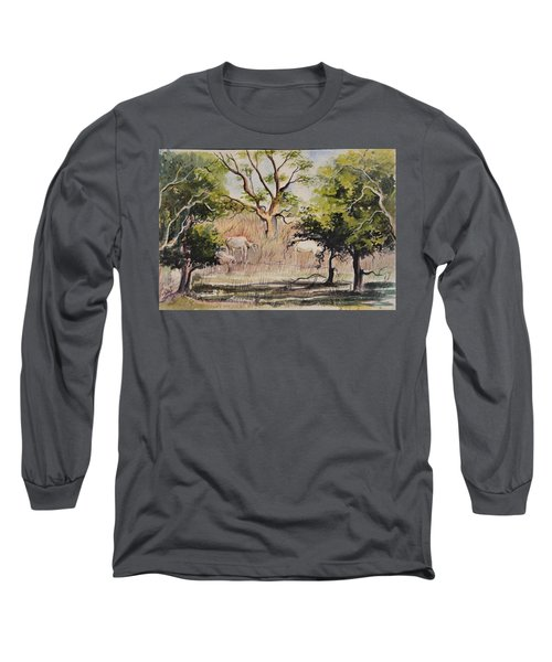 Morning Graze Long Sleeve T-Shirt