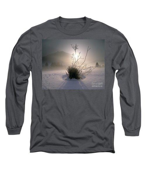 Morning Has Broken Long Sleeve T-Shirt