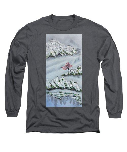 Morning Mist 3 Long Sleeve T-Shirt