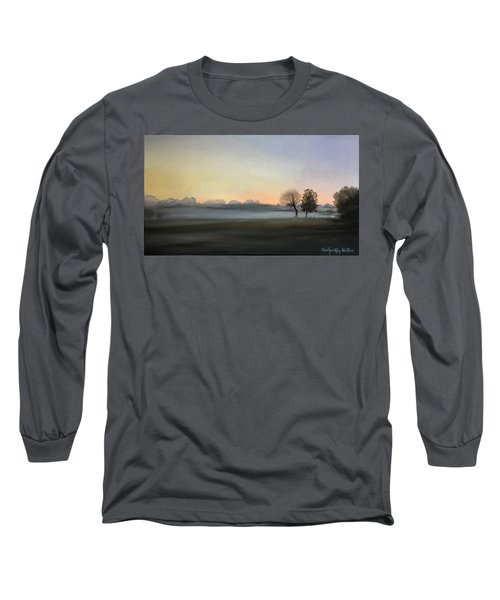 Morning Mist Encounter Long Sleeve T-Shirt