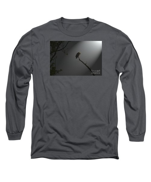 Long Sleeve T-Shirt featuring the photograph Morning Prayer by Geraldine DeBoer