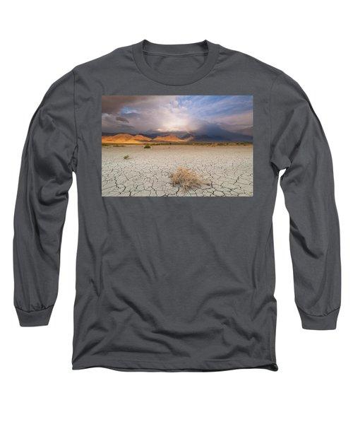 Morning Rainbow Long Sleeve T-Shirt