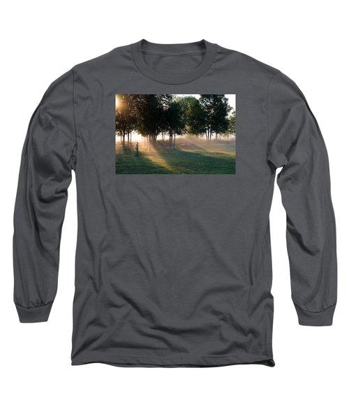Morning Rays Long Sleeve T-Shirt
