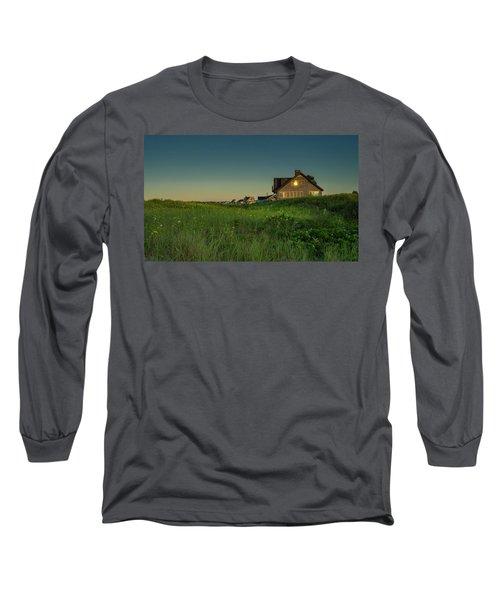 Morning Reflection Long Sleeve T-Shirt