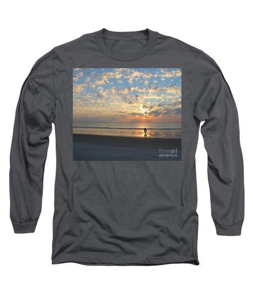 Morning Run Long Sleeve T-Shirt