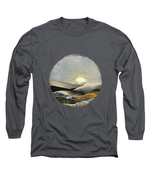 Morning Sun Long Sleeve T-Shirt by Katherine Smit