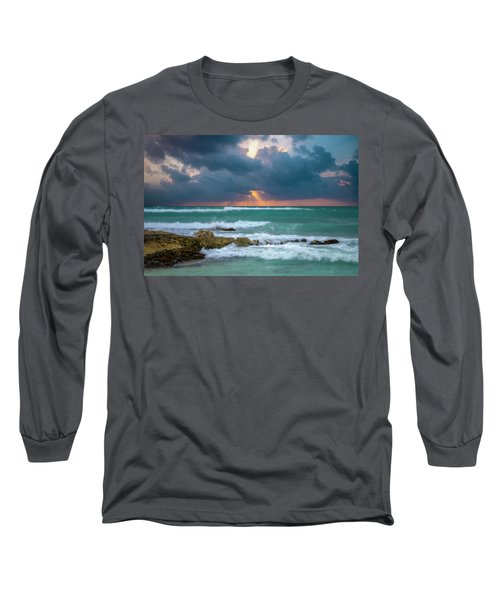 Morning Surf Long Sleeve T-Shirt