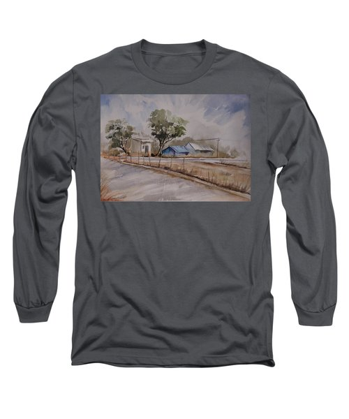 Morning Walk 2 Long Sleeve T-Shirt