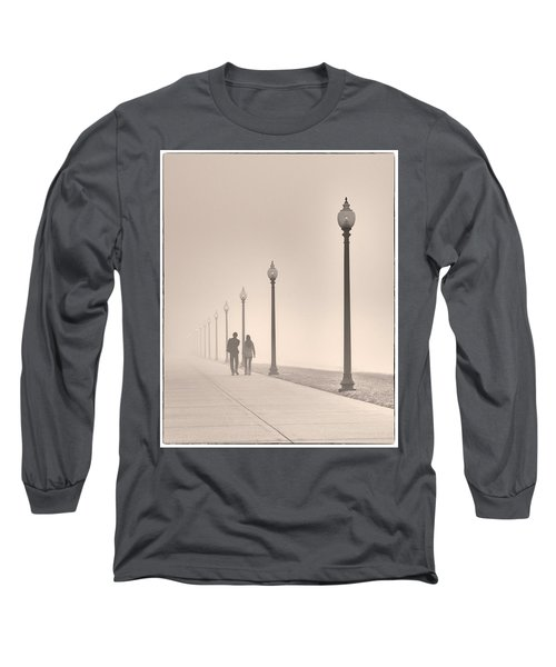 Morning Walk Long Sleeve T-Shirt